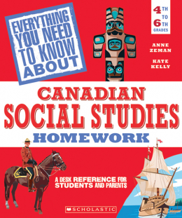 Everything You Need to Know About Canadian Social Studies Homework