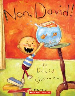 Non, David!