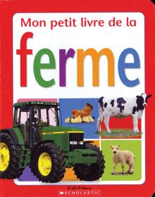 Mon petit livre de la ferme