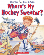 Where's My Hockey Sweater?
