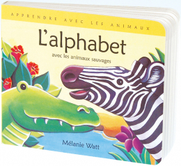Apprendre avec les animaux : L'alphabet
