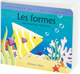 Apprendre avec les animaux : Les formes