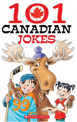 101 Canadian Jokes
