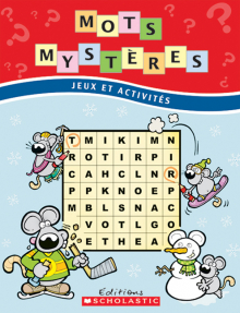Mots mystères n° 3