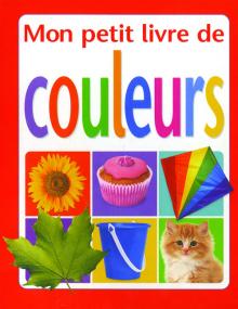 Mon petit livre de couleurs