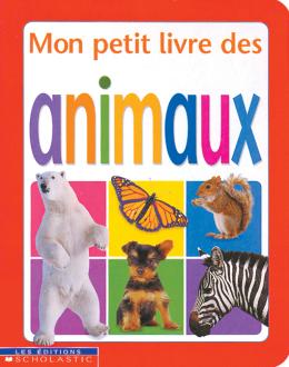 Mon petit livre des animaux