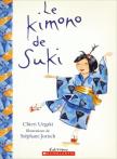 Le kimono de Suki