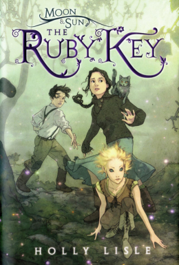 Moon and Sun Book One: The Ruby Key