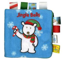 My First Taggies Cloth Book: Jingle Bells
