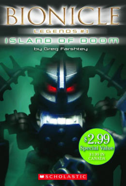 Bionicle Legends #1:Island of Doom
