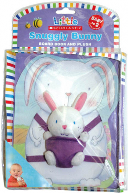 Little Scholastic: Snuggly Bunny