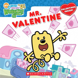 Wow! Wow! Wubbzy!: Mr. Valentine