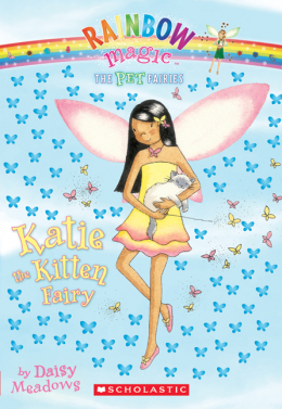 Rainbow Magic Pet Fairies: Katie the Kitten Fairy