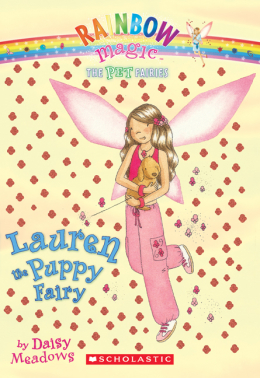 Rainbow Magic Pet Fairies: Lauren the Puppy Fairy