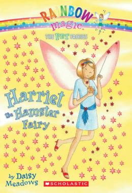 Rainbow Magic Pet Fairies: Harriet the Hamster Fairy