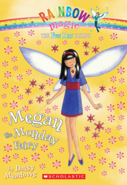 Rainbow Magic Fun Day Fairies: Megan the Monday Fairy