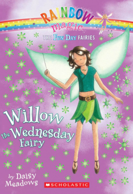 Rainbow Magic Fun Day Fairies: Willow the Wednesday Fairy