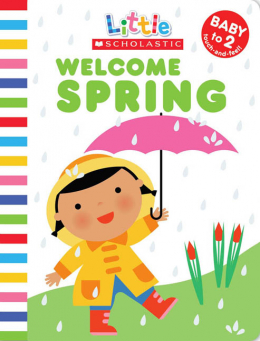 Little Scholastic: Welcome Spring