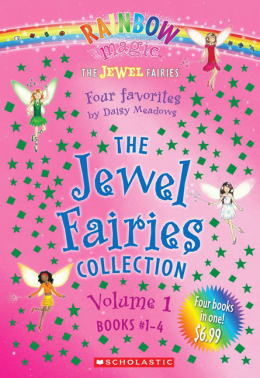 Rainbow Magic Jewel Fairies Collection Volume 1