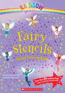 Rainbow Magic: Fairy Stencils