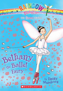 Rainbow Magic Dance Fairies: Bethany the Ballet Fairy