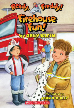 Ready, Freddy #17: Firehouse Fun!