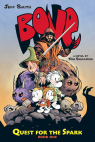 Bone: Quest for the Spark Book One