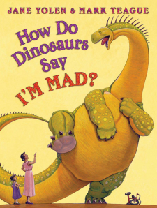 How Do Dinosaurs Say I'm MAD?