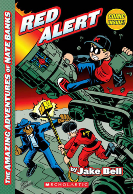 Amazing Adventures of Nate Banks #3: Red Alert
