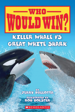 Who Would Win?:Killer Whale vs.Great White Shark