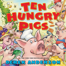 Ten Hungry Pigs: An Epic Lunch Adventure