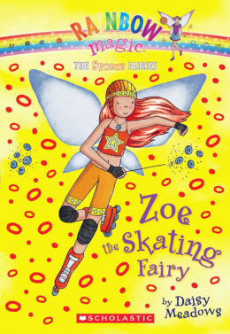 Rainbow Magic Sports Fairies: Zoe the Skating Fairy