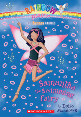 Rainbow Magic Sports Fairies: Samantha the Swimming Fairy