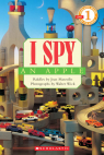 Scholastic Reader Level 1: I Spy An Apple