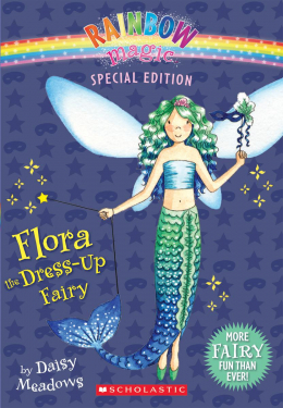 Rainbow Magic Special Edition: Flora the Dress-Up Fairy