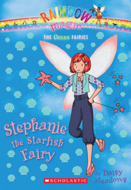 Rainbow Magic: The Ocean Fairies #5: Stephanie the Starfish Fairy