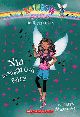 Rainbow Magic: The Night Fairies #5: Nia  the Night Owl Fairy
