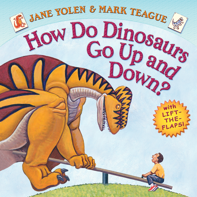 How Do Dinosaurs Go Up and Down?