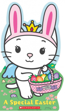 Angel Cat Sugar: A Special Easter