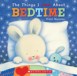 Things I Love About Bedtime