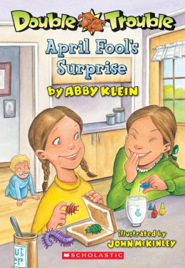 Double Trouble #2: April Fool's Surprise