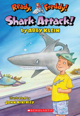 Ready, Freddy #24: Shark Attack!