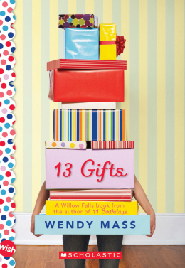13 Gifts: A WISH Novel