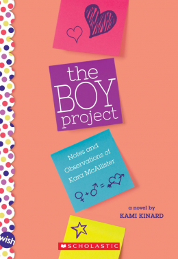 The Boy Project (A WISH Book)