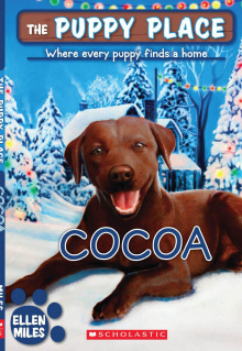 The Puppy Place #25: Cocoa