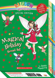 Rainbow Magic Special Edition: Magical Holiday Boxed Set