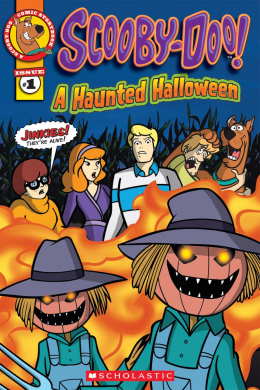 Scooby-Doo! Comic Storybook: A Haunted Halloween