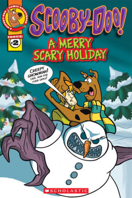 Scooby-Doo Comic Storybook: A Merry Scary Holiday