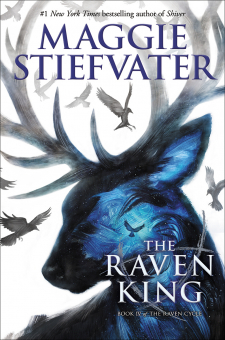 Raven Cycle Book 4: The Raven King