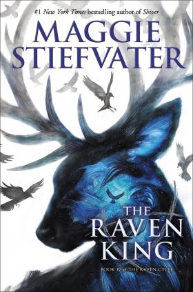 The Raven Cycle Book 4: The Raven King